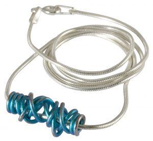 Ti2 titanium chaos necklace