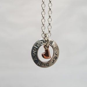 Forever and Ever pendant by Nick Hubbard